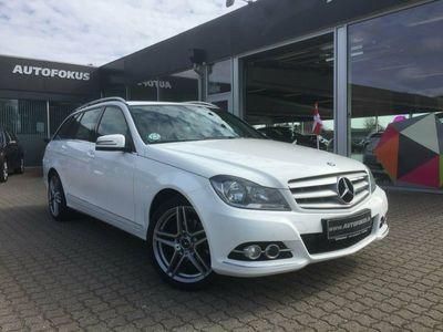 usata Mercedes C220 2,2 CDi Avantgarde stc. aut. BE