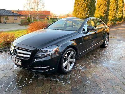 brugt Mercedes CLS350 3,0 CDI