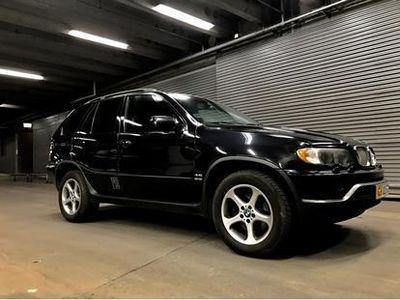 brugt BMW X5 4,4 V8 // Lav km // Billig afgift
