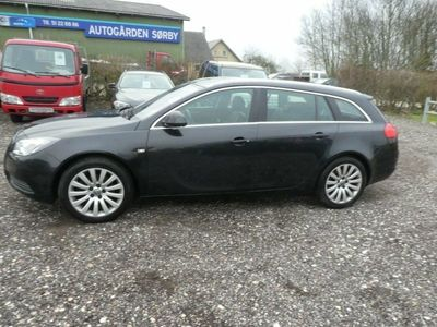 used Opel Insignia 1,6 T 180 Cosmo ST