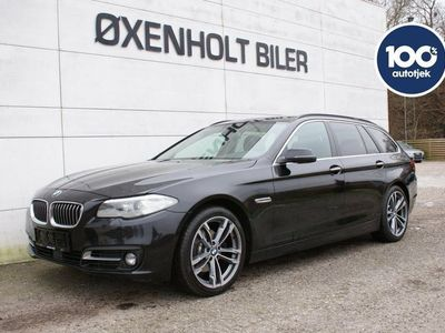 gebraucht BMW 520 d 2,0 Touring aut.