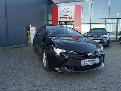 brugt Toyota Corolla 1,8 B/EL H1 E-CVT 122HK 5d Trinl. Gear