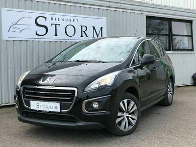 brugt Peugeot 3008 1,6 e-HDi 114 Active ESG