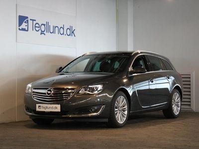 brugt Opel Insignia CDTi 163 Cosmo ST aut.