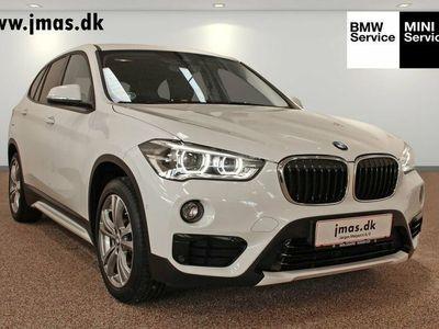 brugt BMW X1 2,0 xDrive20i aut.