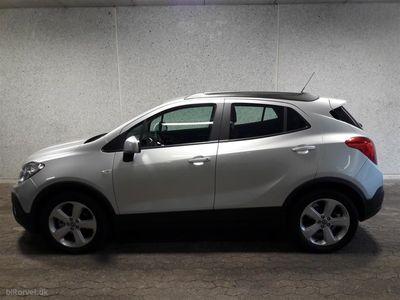 used Opel Mokka 1,7 CDTI Enjoy Start/Stop 130HK 5d 6g