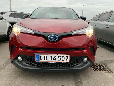 brugt Toyota C-HR 1,8 B/EL Selected Bi-tone Multidrive S 122HK 5d Aut. A++