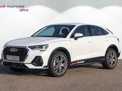 brugt Audi Q3 35 TDi SB S-tr.