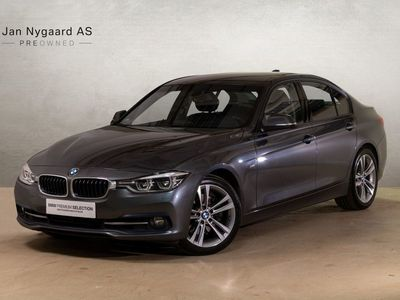 brugt BMW 330 d 3,0 aut.