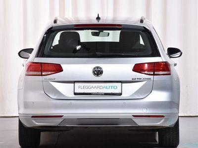 brugt VW Passat Variant 2,0 TDI BMT Comfortline Plus DSG 150HK Stc 6g Aut.