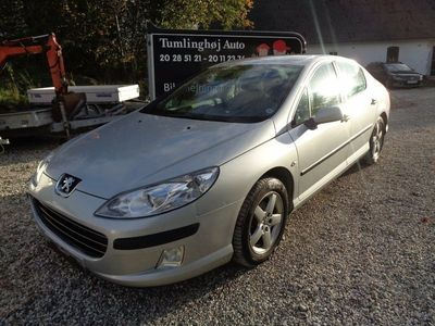 second-hand Peugeot 407 1,6 HDi SR