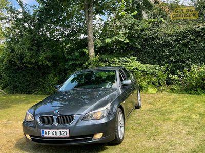 brugt BMW 525 E60 i LCI aut.