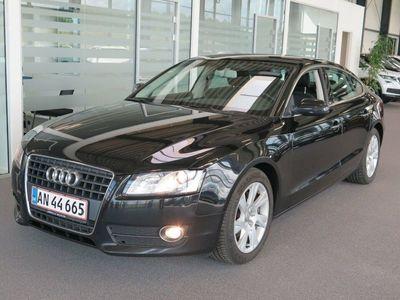 brugt Audi A5 Sportback 2,0 TDi 170