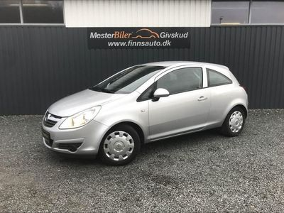 usata Opel Corsa 1,2 Twinport Enjoy Easytronic 85HK 3d Aut.
