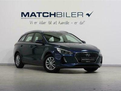 brugt Hyundai i30 Cw 1,0 T-GDI Life Plus 120HK Stc 6g