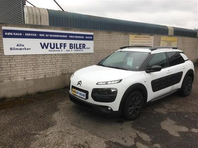 brugt Citroën C4 Cactus 1,6 Blue HDi Feel start/stop 100HK Van