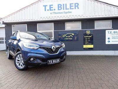brugt Renault Kadjar 1,2 Energy TCe Zen 130HK 5d 6g