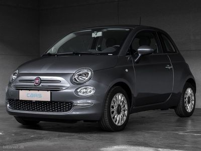 gebraucht Fiat 500 0,9 Lounge 80HK 3d