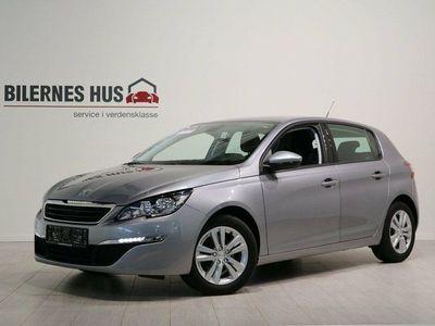 gebraucht Peugeot 308 1,6 BlueHDi 120 Active