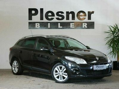 brugt Renault Mégane III 1,9 dCi 130 Expression ST