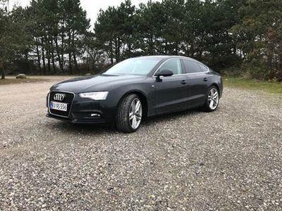 brugt Audi A5 Sportback TFSI 272 HK 5-DØRS QUATTRO S tronic 3,0