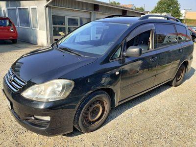 brugt Toyota Sportsvan 2,0 D-4D