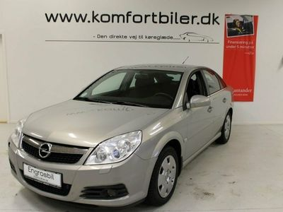 brugt Opel Vectra 1,8 16V 122 Elegance