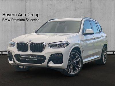 brugt BMW X3 2,0 xDrive30e M-Sport aut.