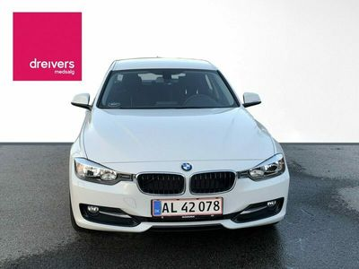brugt BMW 316 3-Serie i Sedan Sportline