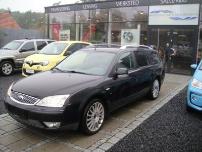 brugt Ford Mondeo 2,5 V6 170 Ghia stc. aut.