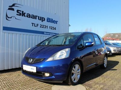 brugt Honda Jazz 1,4 Exclusive i-Shift