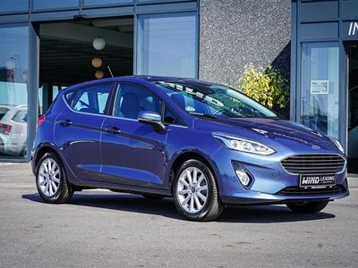 brugt Ford Fiesta 1,0 EcoBoost Titanium X Start/Stop 125HK 5d 6g
