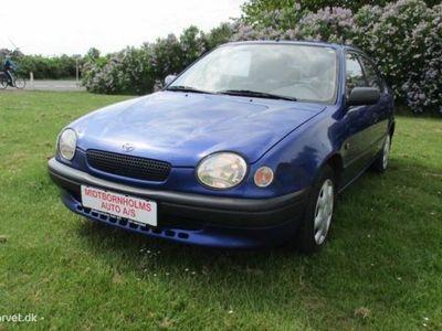 brugt Toyota Corolla L/B 1,3 Linea Terra 86HK 5d