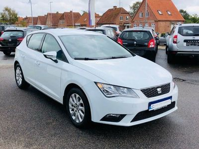 brugt Seat Leon 1,2 TSi 105 Style DSG eco