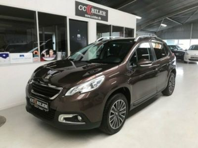 second-hand Peugeot 2008 1,2 VTi 82 Active Sky