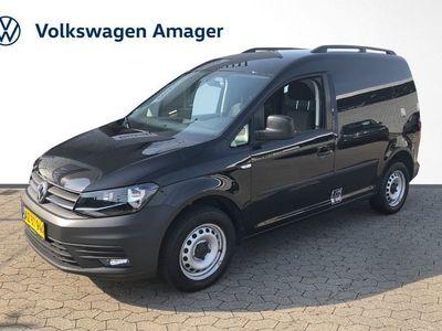 brugt VW Caddy 2,0 TDi 102 DSG BMT Van