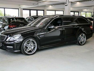 used Mercedes E63 AMG 6,3 AMG stc. aut.