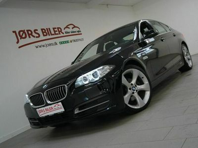 brugt BMW 518 d 2,0 aut.