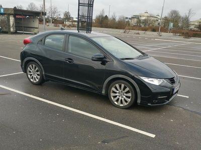 brugt Honda Civic 2,2 i-DTEC Executive