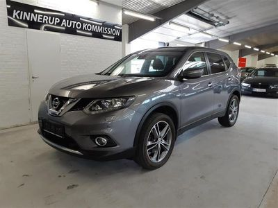 brugt Nissan X-Trail 7 pers. 1,6 DCi Visia 130HK 5d 6g