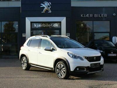 brugt Peugeot 2008 1,5 BlueHDi 100 Prestige