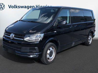 brugt VW Transporter 2,0 TDi 204 Kassevogn DSG 4M lang