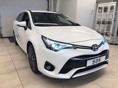 brugt Toyota Avensis Touring Sports 1,8 VVT-I T2 Selected Multidrive S 147HK Stc 6g Aut.