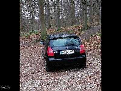 brugt Citroën C2 1,6 i 16V VTR (ESP) Sensodrive 110HK 3d Aut.