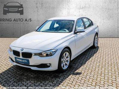 brugt BMW 316 i 1,6 135HK 6g - Personbil - hvid