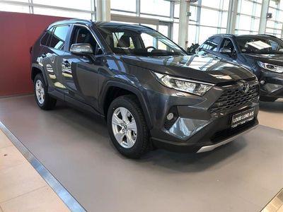 brugt Toyota RAV4 2.0 Benzin (175 hk) 4X2 T3 Comfort-pakke