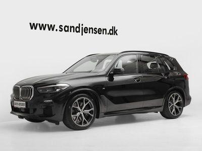 brugt BMW X5 3,0 xDrive30d M-Sport aut. Van