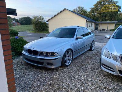 brugt BMW 520 e39Mtech