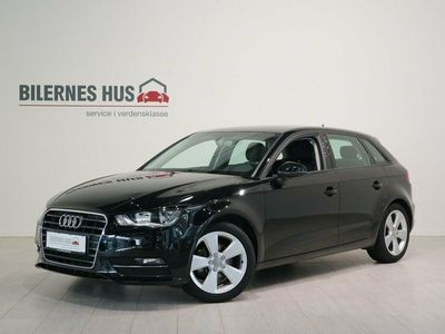second-hand Audi A3 Sportback 1,4 TFSi 125 Ambition