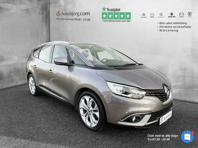 brugt Renault Grand Scénic 7 pers. 1,5 Energy DCI Business 110HK